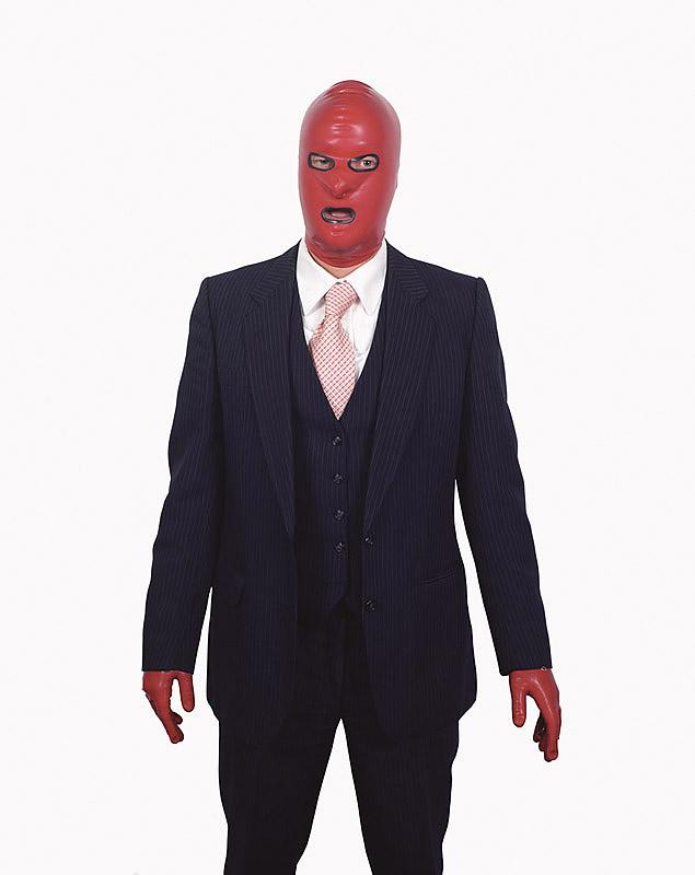 """""""Suit Man"""", 2008, C-print on aluminium, 100 x 80 cm ed.6"""
