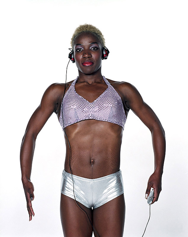 """""""Finnish Bodybuilder#1"""", 2007"""