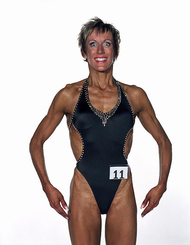 """""""Finnish Bodybuilder#11"""", 2007"""