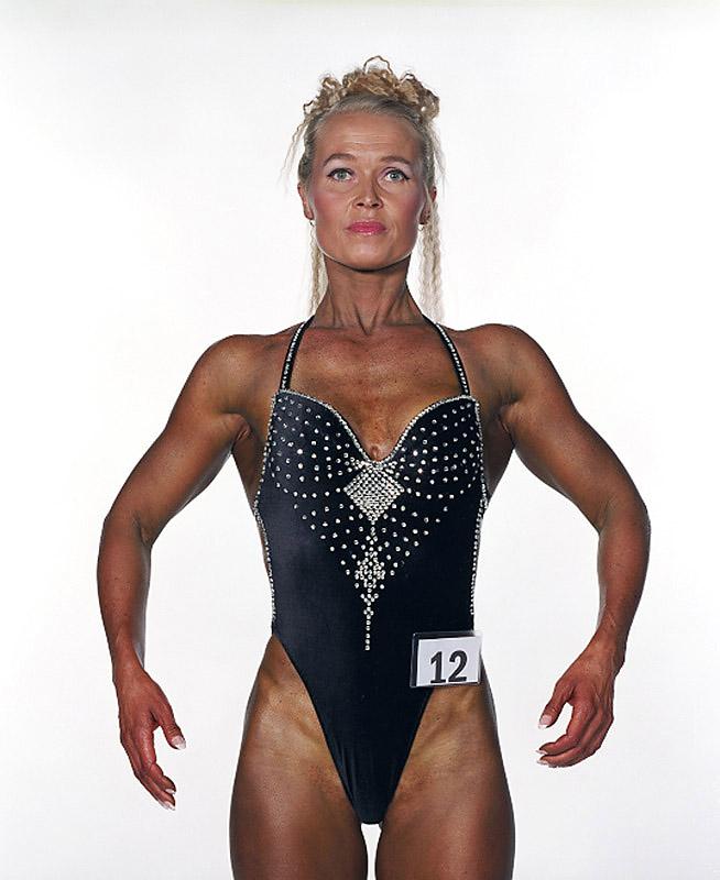 """""""Finnish Bodybuilder#12"""", 2007"""