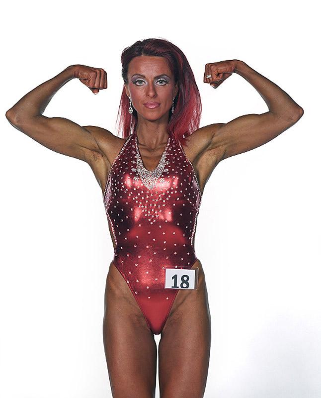 """""""Finnish Bodybuilder#18"""", 2007"""