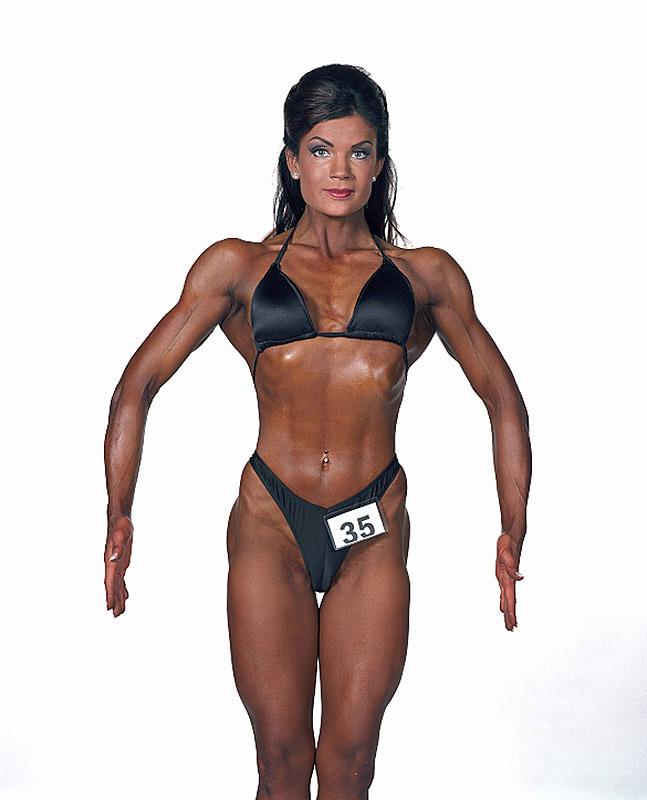 """""""Finnish Bodybuilder#35"""", 2007"""