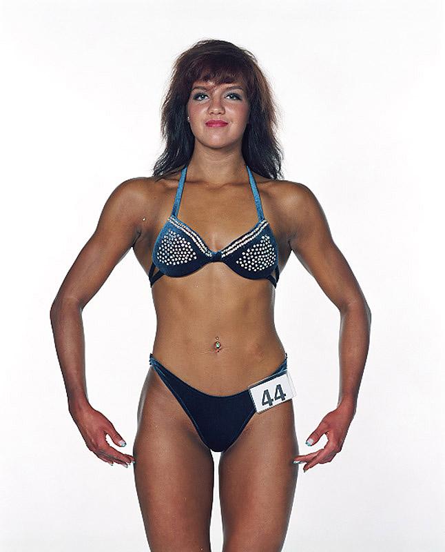 """""""Finnish Bodybuilder#44"""", 2007"""