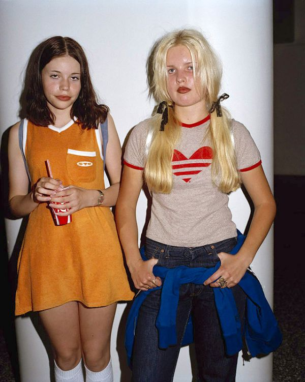 """Untitled"", 1996 from the series Young Heroes, 80 x 65 cm, c-print, ed.10"